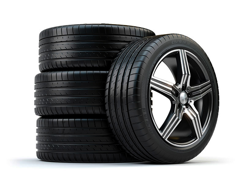 wheels + tires packages
